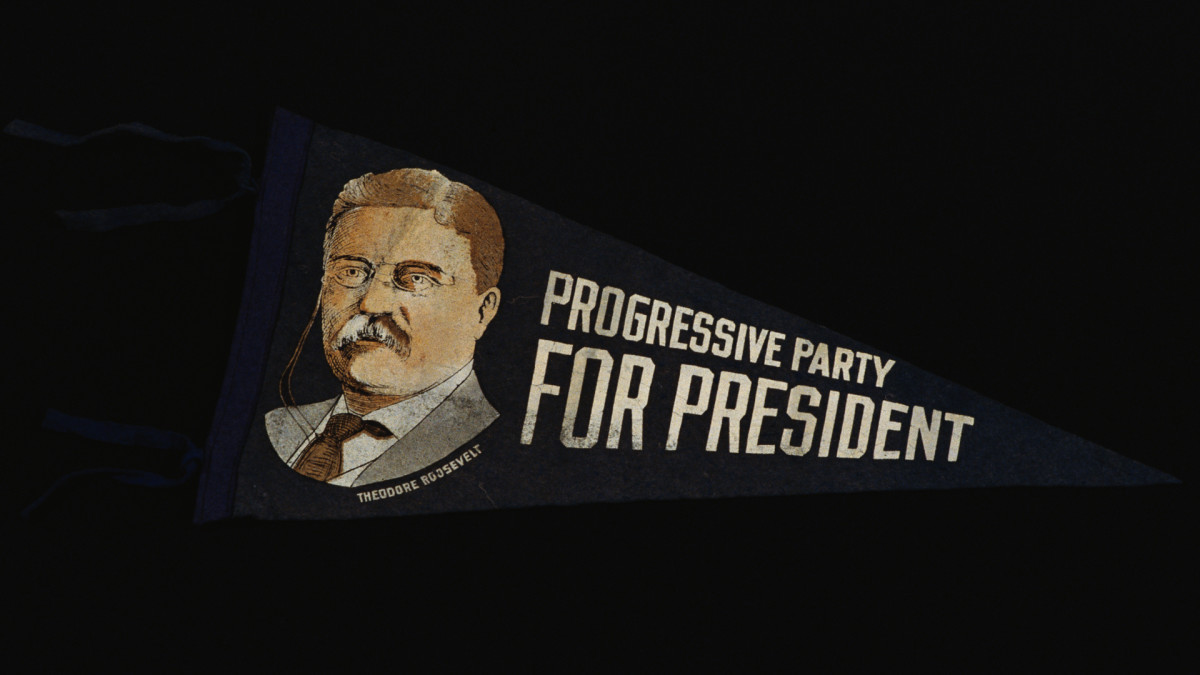 Theodore Roosevelt, Progressive Party