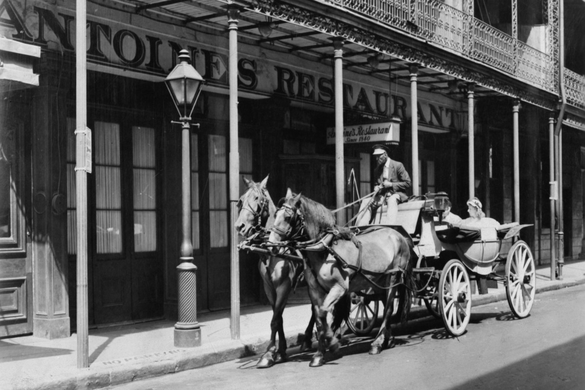 Antoine's Restaurant, New Orleans, America's Most History Restaurants