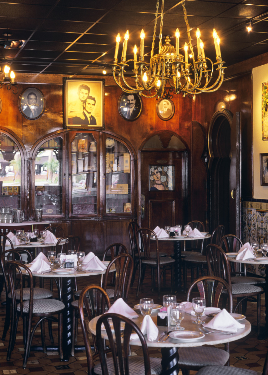 Columbia, Ybor City, Tampa, FL, America's Most Historic Restaurants