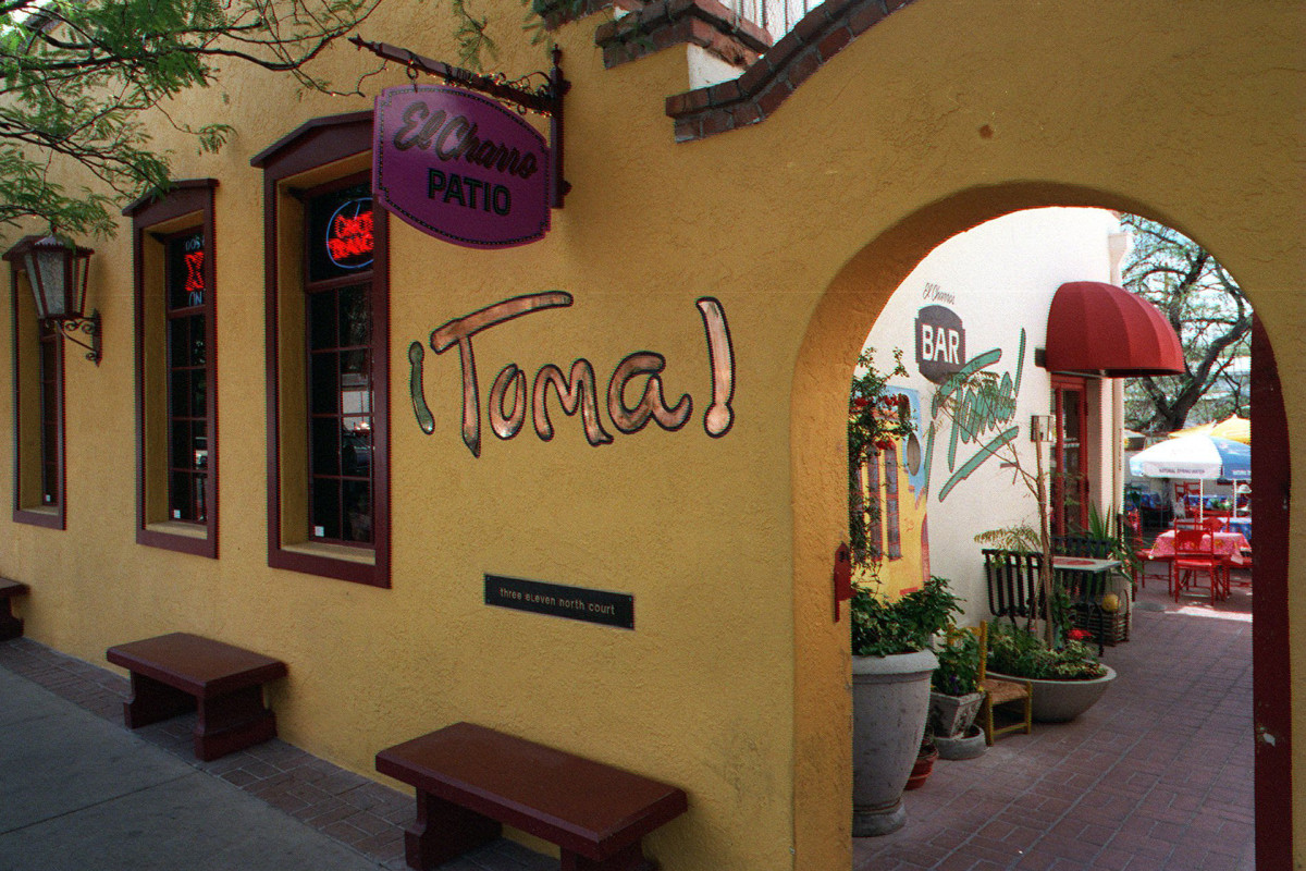 El Charro, Tuscon, Arizona, America's Most Historic Restaurants