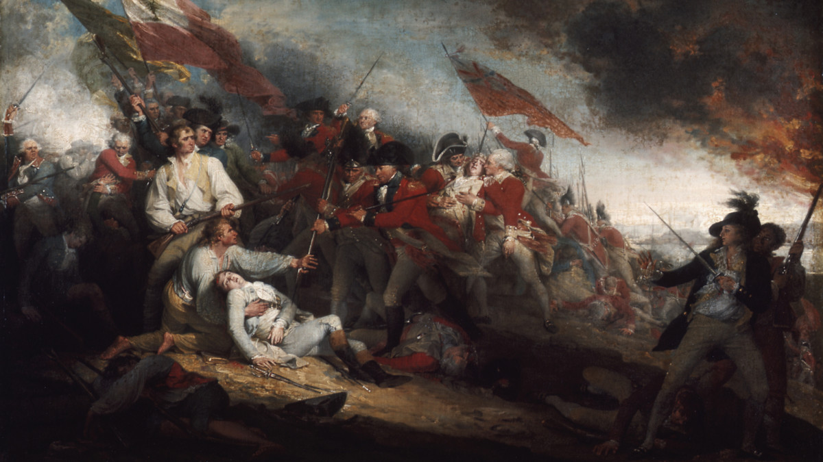 Thomas Knowlton, the Battle of Bunker Hill