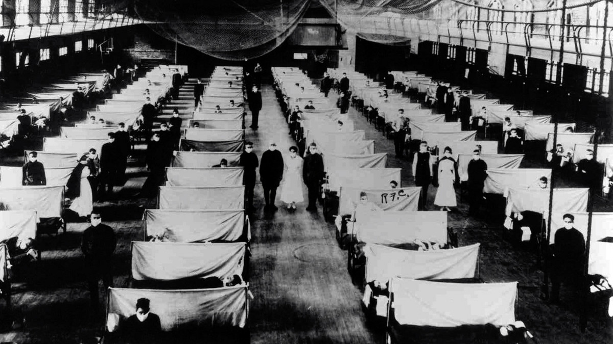Steve Yount on What Christians Can Learn from The Influenza Pandemic of 1918