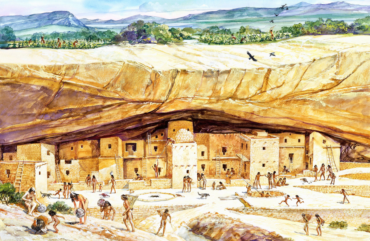 Ancient Civilizations that Mysteriously Collapsed: Anasazi