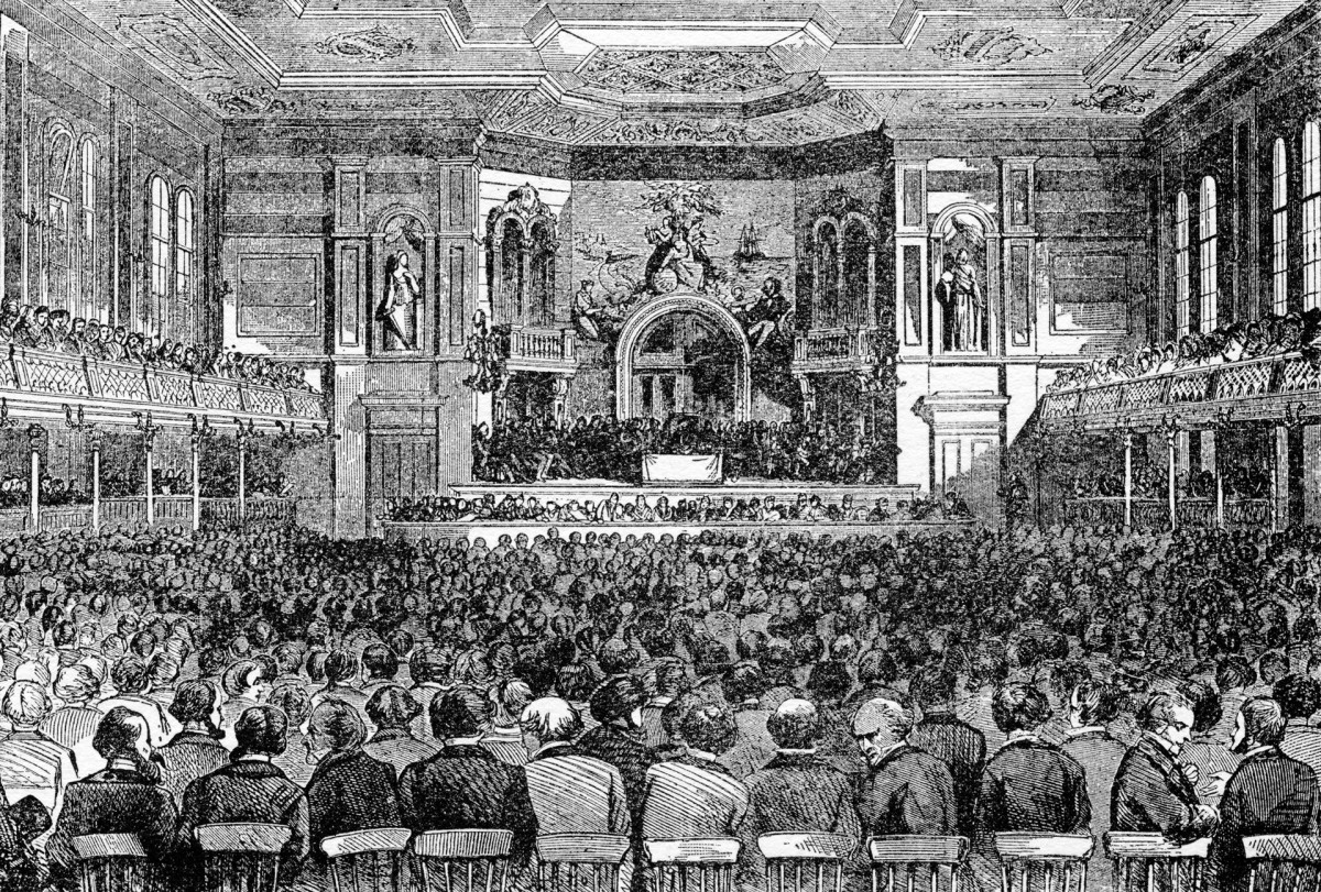 Democratic National Convention, 1860