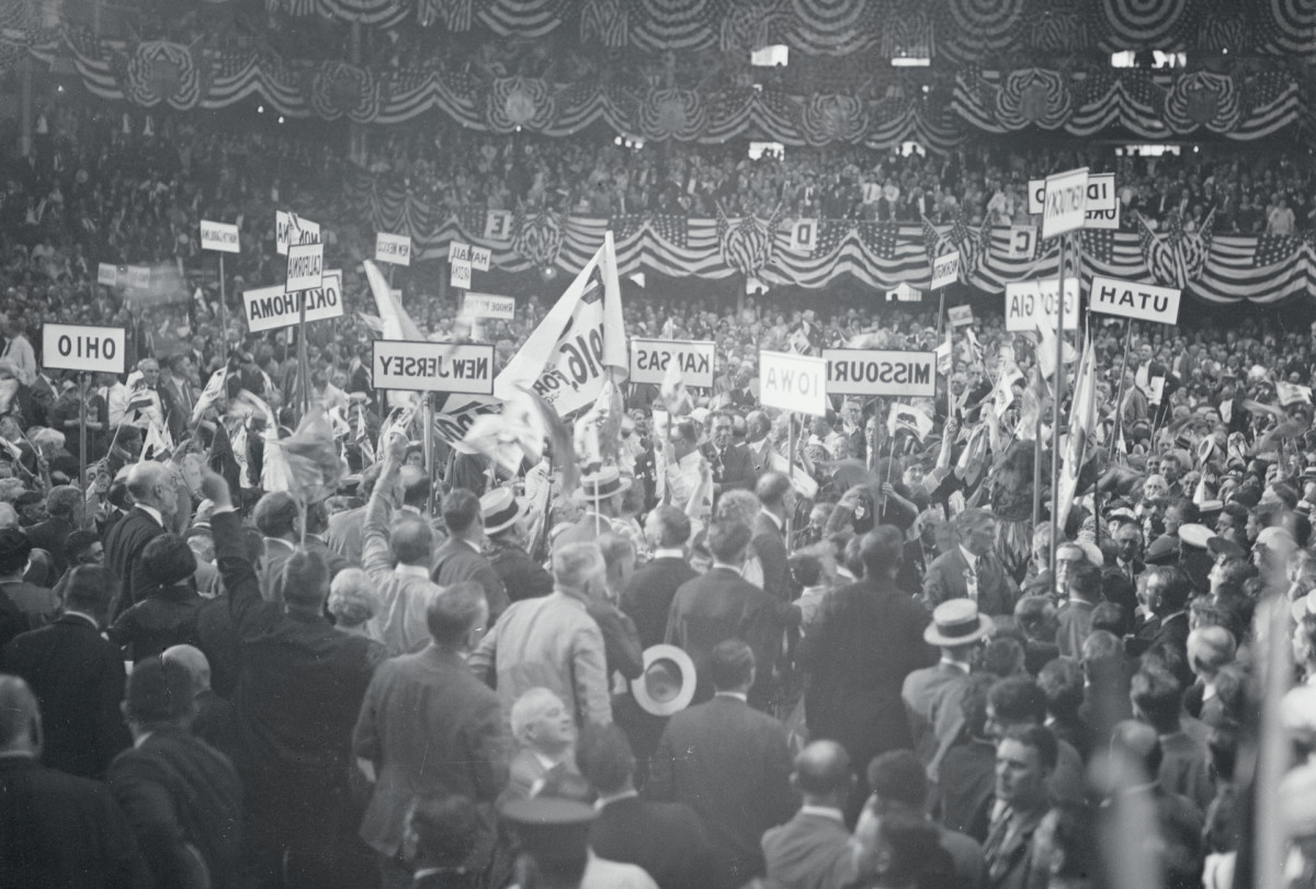 Democratic National Convention, 1924