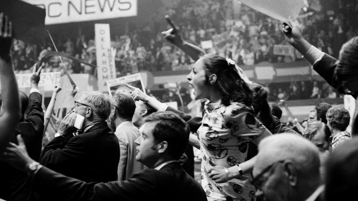 4 Contested Conventions in Presidential Election History