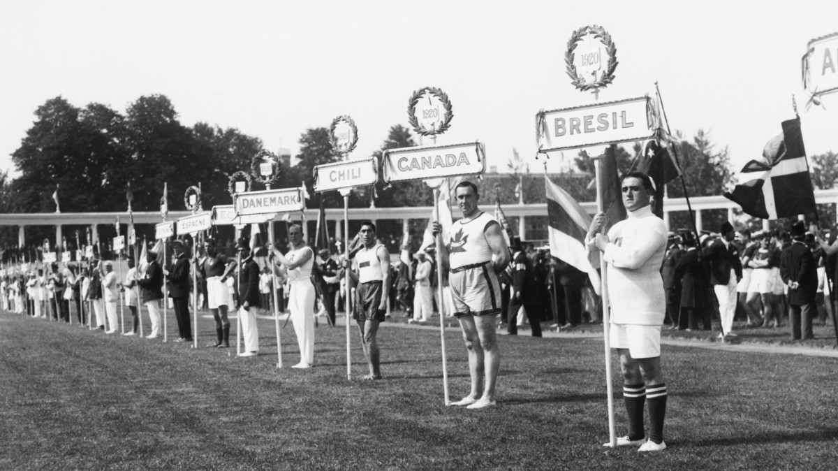 1920 Olympic Games