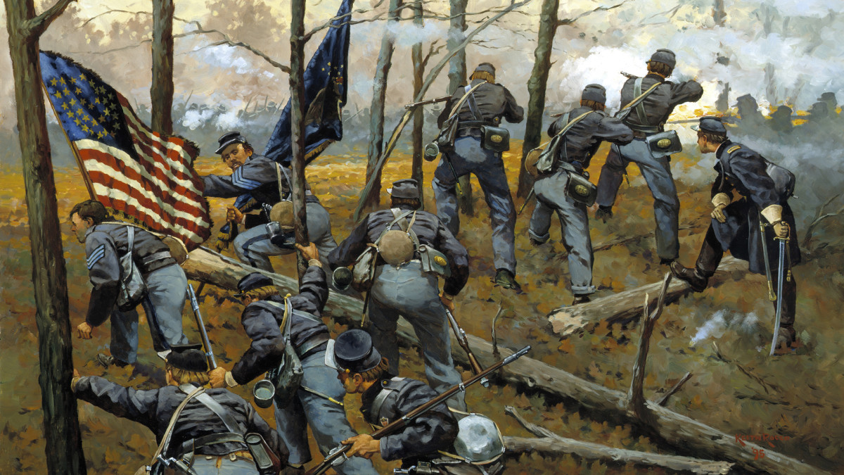 Battle Of Shiloh Facts Who Won Significance History