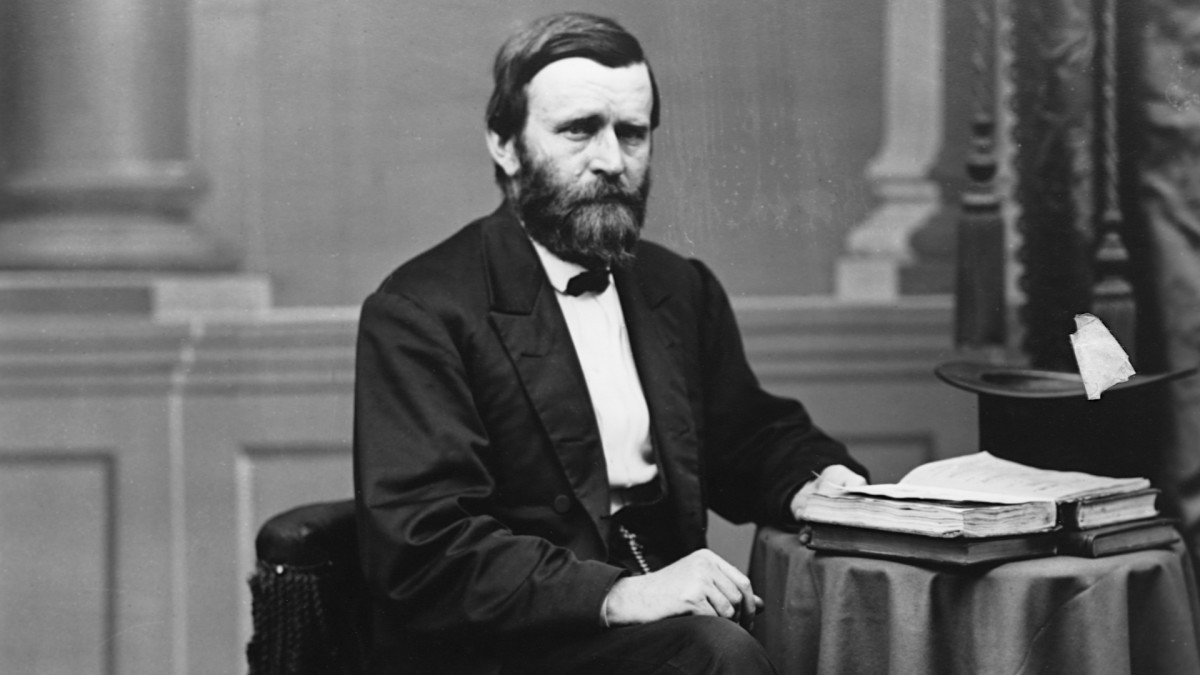 President Ulysses S. Grant: Known for Scandals, Overlooked for Achievements