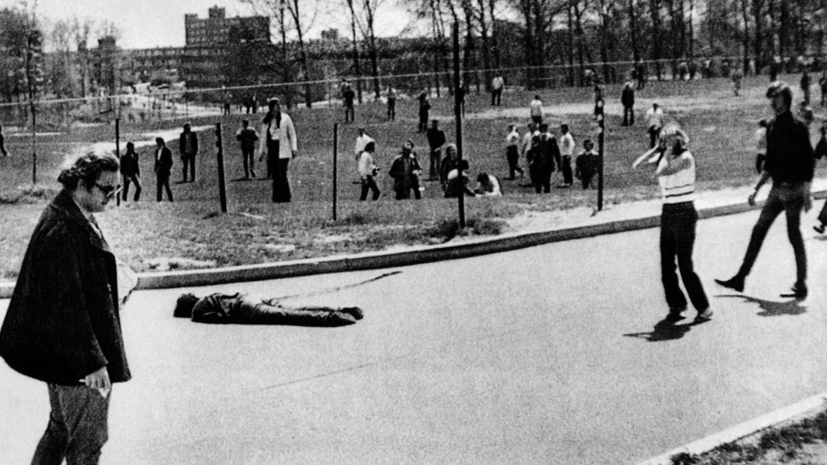 Kent State Shootings: A Timeline of the Tragedy