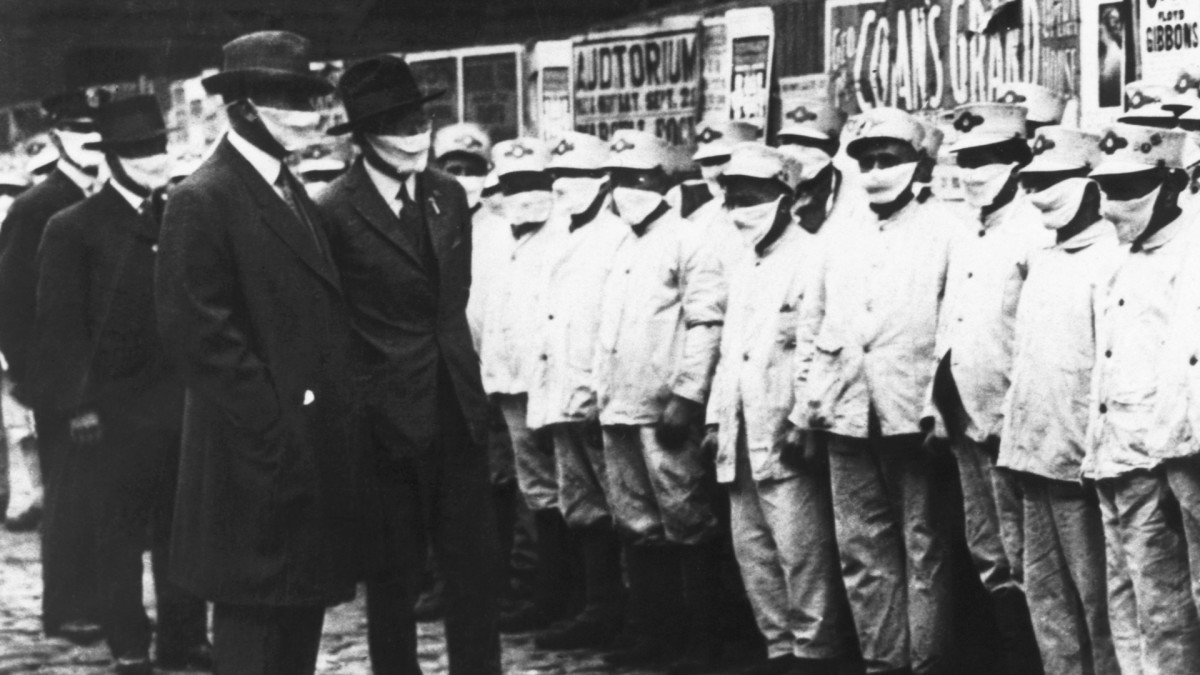 When Mask-Wearing Rules in the 1918 Pandemic Faced Resistance