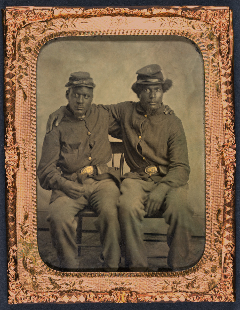Buffalo Soldiers, Union Army of the Civil War