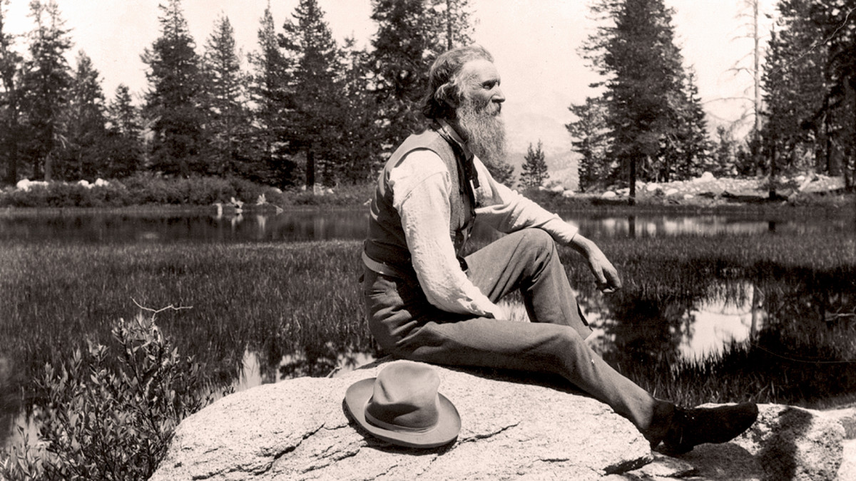 John Muir, Yosemite National Park