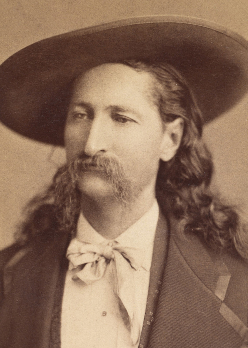 James Butler Hickok, Wild Bill Hickok