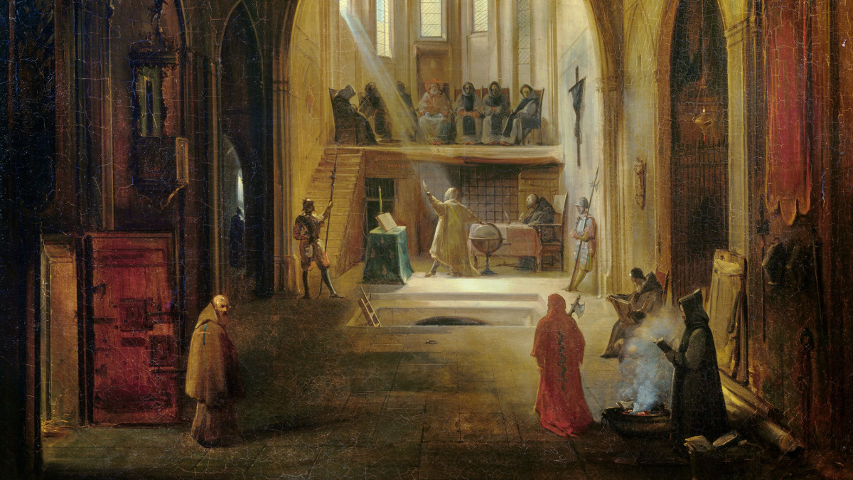 When Galileo Stood Trial for Defending Science