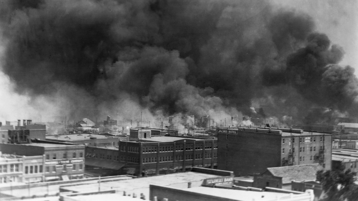 Ginger McPherson on In the 100 Years Since the Tulsa Race Massacre, Have We Learned Anything Yet?