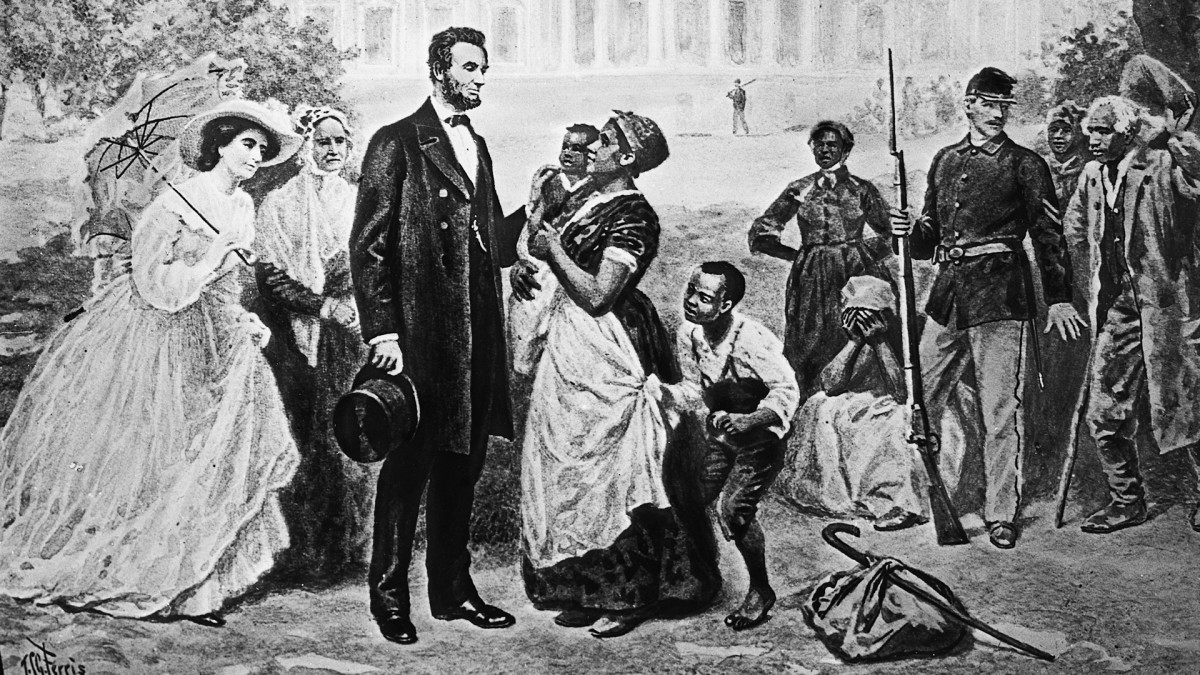 President Lincoln, Slavery, and the Emancipation Proclamation