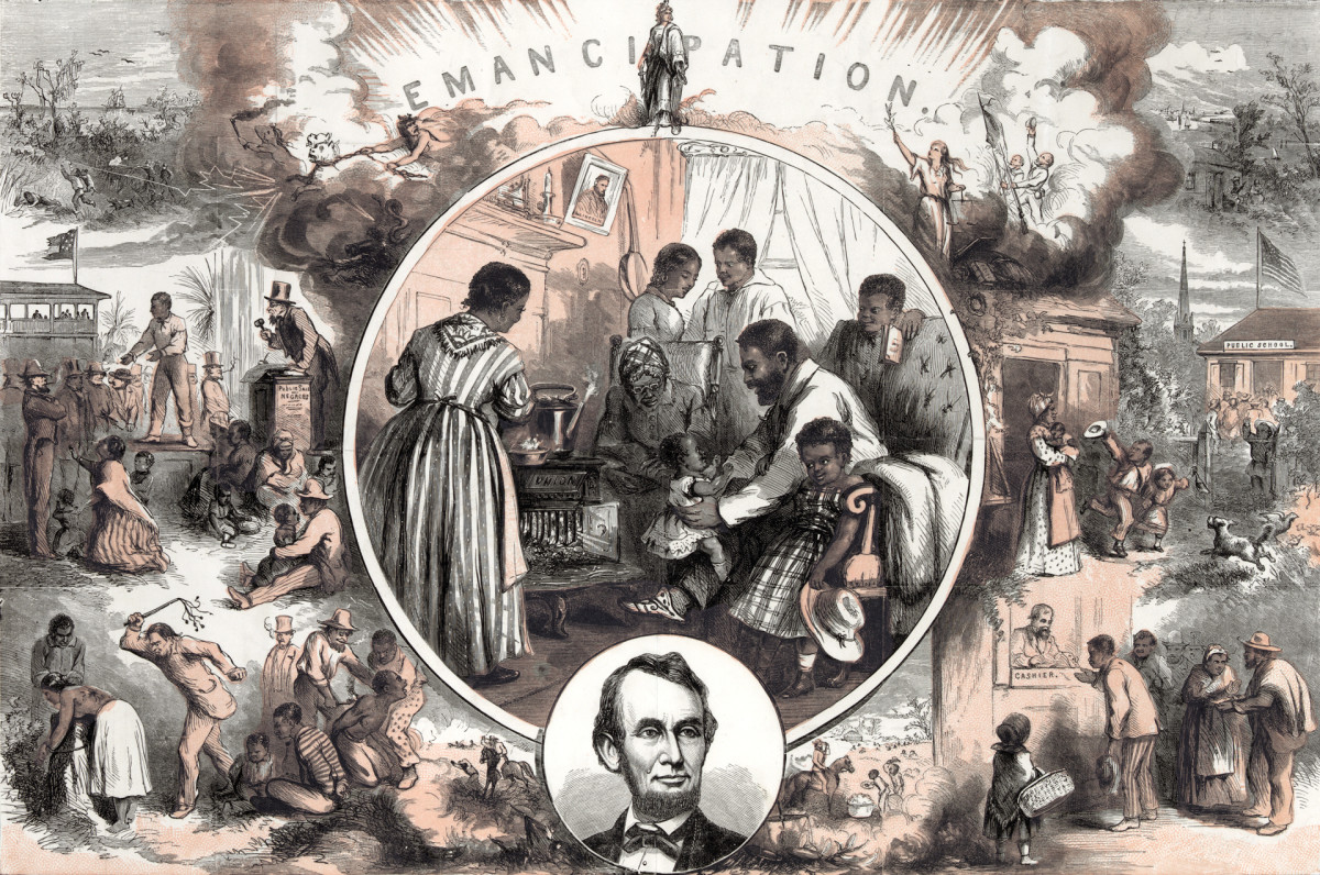 President Lincoln, Slavery and the Emancipation Proclamation