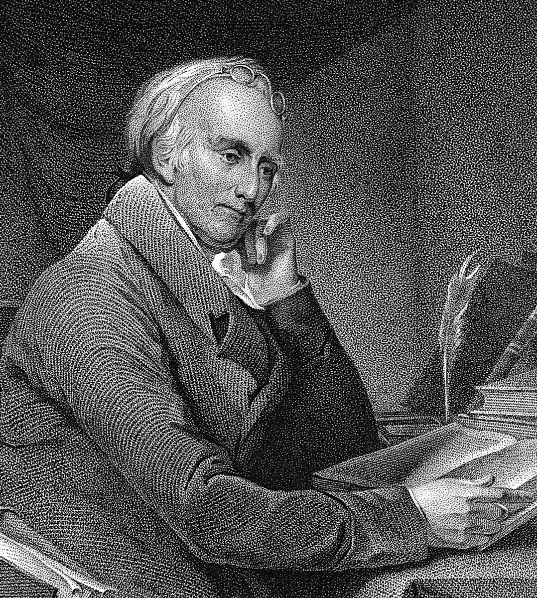 Dr. Benjamin Rush, 1793 Yellow Fever