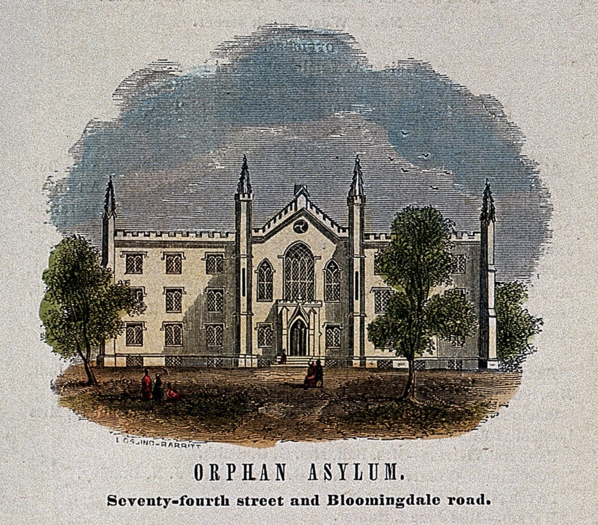 The Orphan Asylum Society of the City of New York