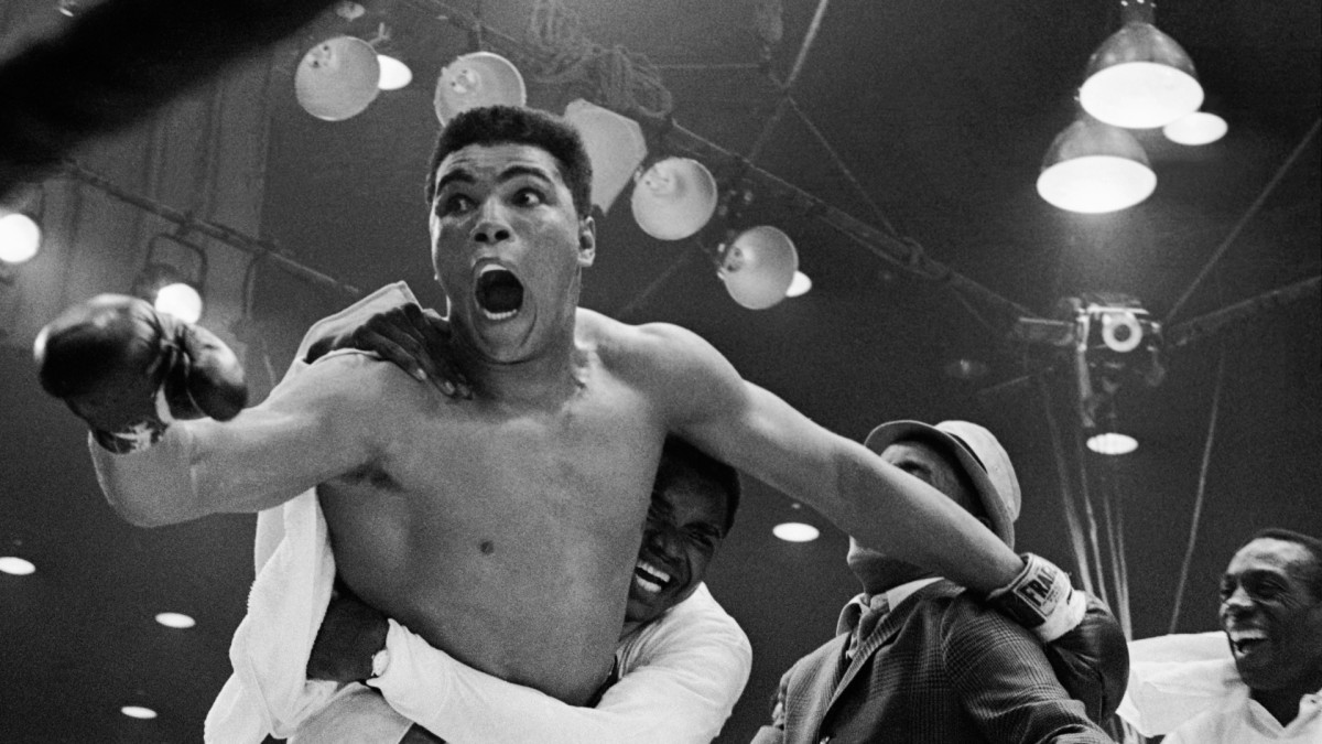 When Muhammad Ali Was Twice Nominated for a Grammy
