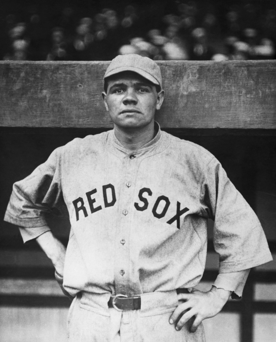 Babe Ruth, Red Sox, Curse of the Bambino