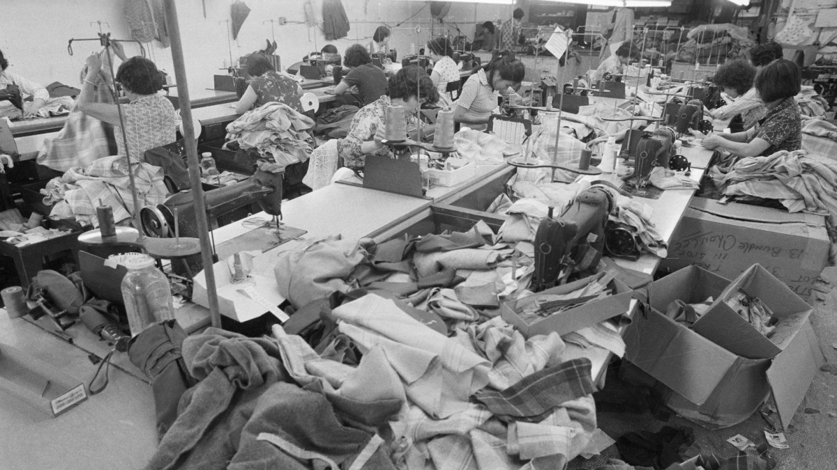 This Day In History: 1982 garment workers' strike begins in New York City's Chinatown