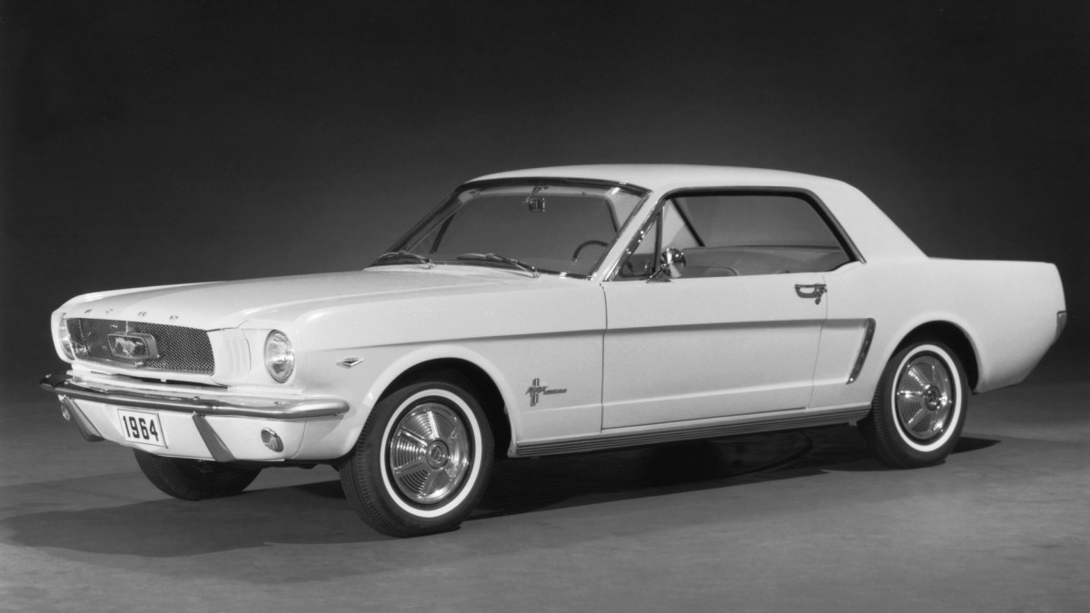This Day In History: Ford Mustang debuts at World's Fair