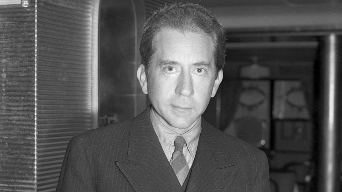 Jean Paul Getty, pictured 1939.