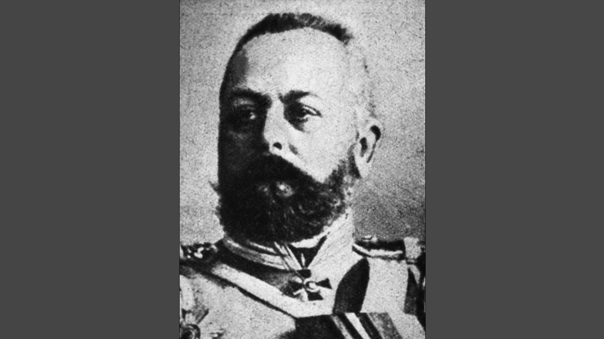 Aleksandr Vasilyevich Samsonov was a career officer in the cavalry of the Imperial Russian Army and a general during the Russo-Japanese War and World War I.