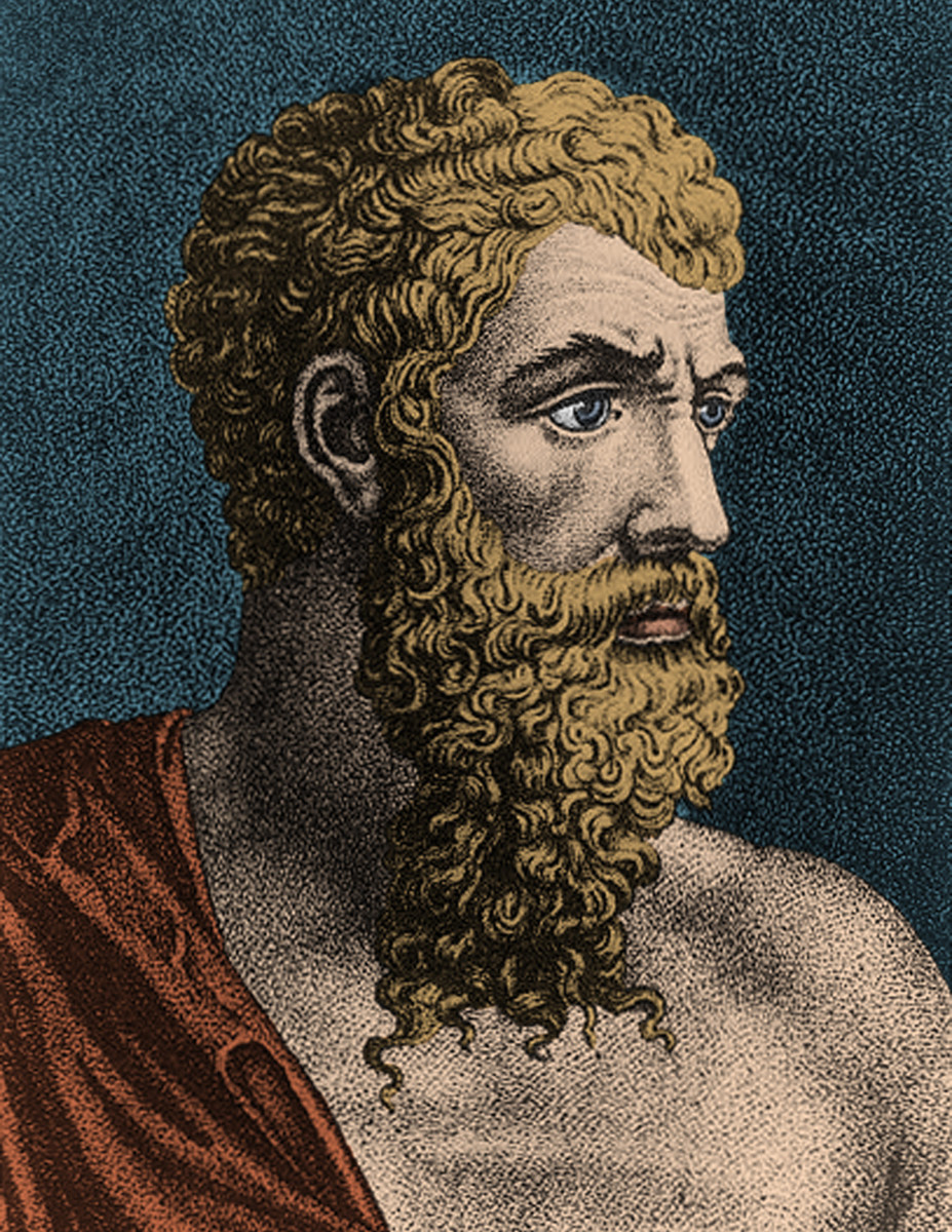 Aristophanes, Ancient Greek Playwright