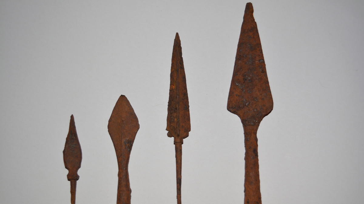 Bronze Age spears