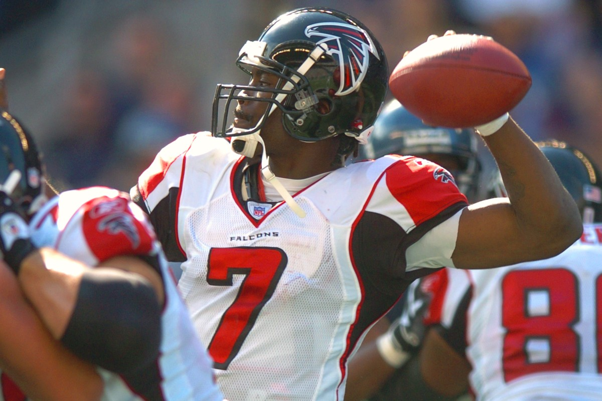 Michael Vick's NFL career was derailed by his involvement in a dogfighting ring.