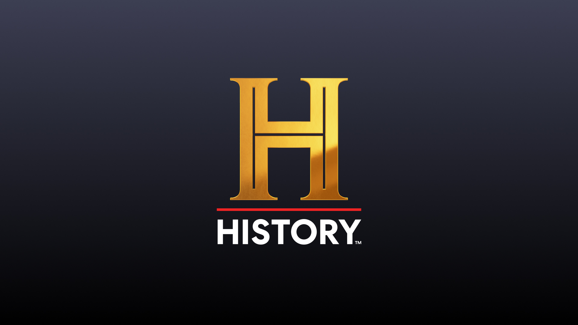 The symbol for the history channel