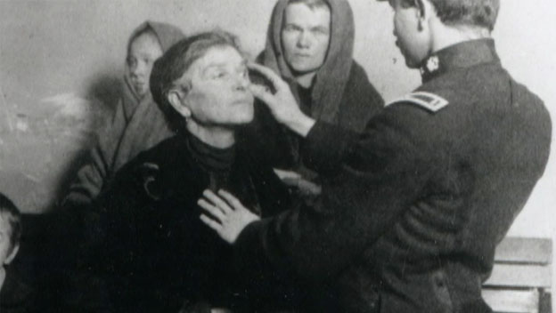 The Ellis Island Medical Inspection