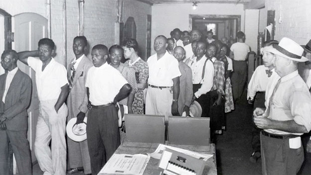 African-Americans Vote in South Carolina