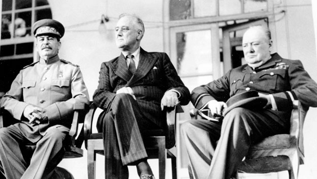 Report on the Tehran Conference