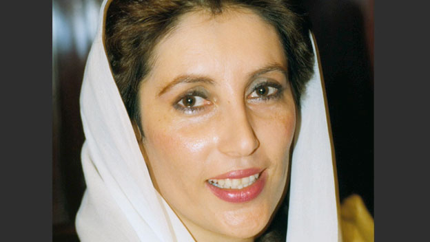 Pakistan's Benazir Bhutto on Afghanistan