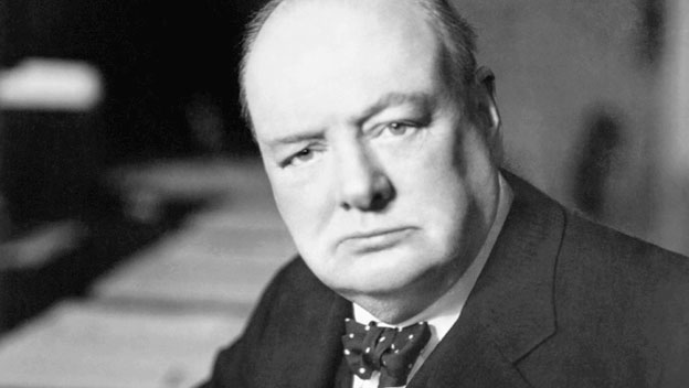 Churchill on the Battle of France