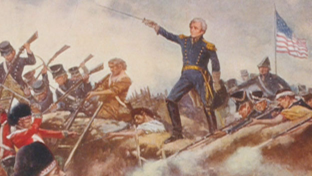 Americans and British Face Off in War of 1812