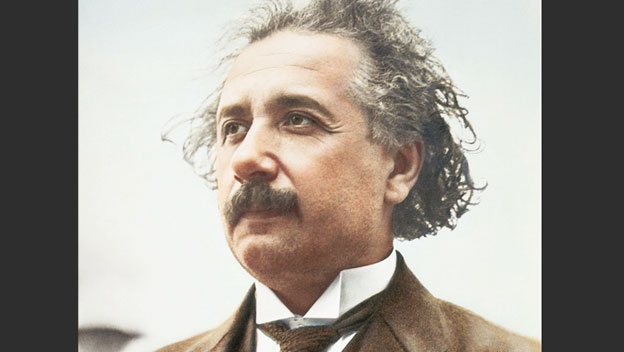 Albert Einstein Calls for an End to Atomic Proliferation