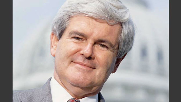 Newt Gingrich Addresses the 104th Congress