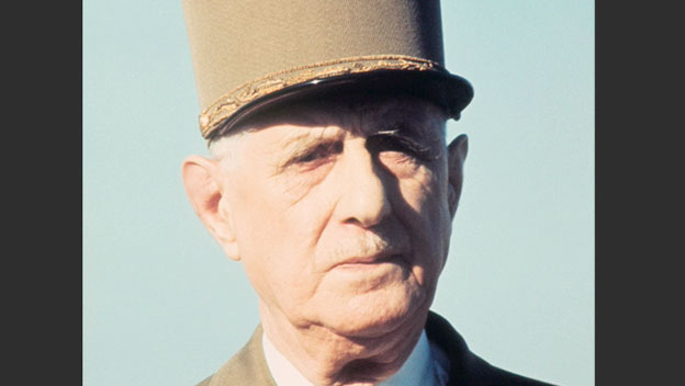 President Charles de Gaulle on the Algerian Crisis