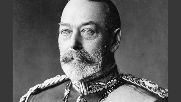 George V Coronation Anniversary Celebration