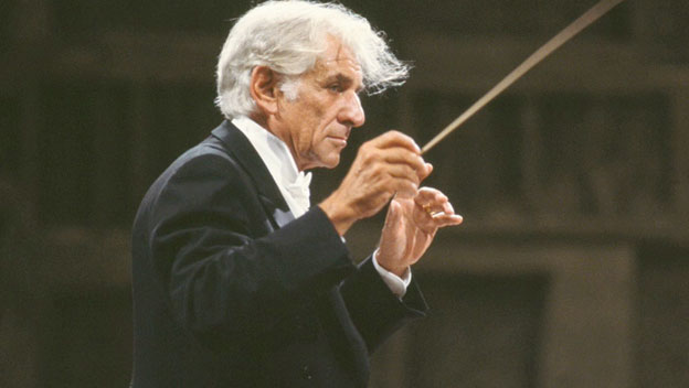 Death of Leonard Bernstein