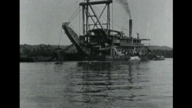 Building the Cape Cod Canal