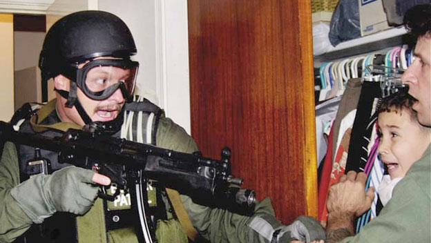 Federal Seizure of Elian Gonzalez