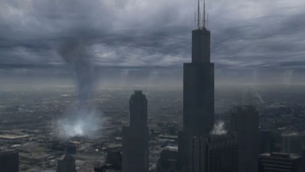 Mega Disasters: Windy City Tornado