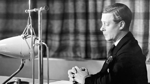 Edward VIII Announces His Abdication