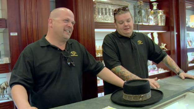 Rick and Corey Harrison Brand and Style their shop in Custom Apparel